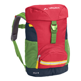 VAUDE Ayla 6 Backpack Kids marine/red